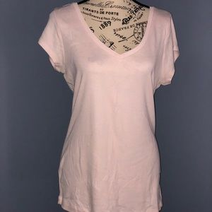 Banana Republic Vneck Fitted Tee Size XL